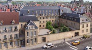 investissement LMNP residence senior Dijon Faubourg Nord