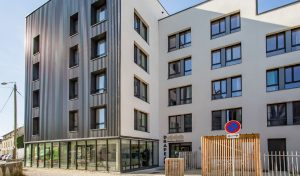 visuel investissement résidence étudiante LMNP à Dijon