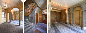 visuel intérieur investissement monuments historiques besançon Hotel lavernette