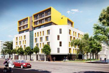 Investissement locatif LMNP résidence affaires 3*** à Dijon