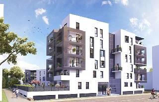 Investissement locatif TVA réduite à Dijon