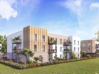 investissement locatif à Longvic – Ecoquartier Les Pommerets