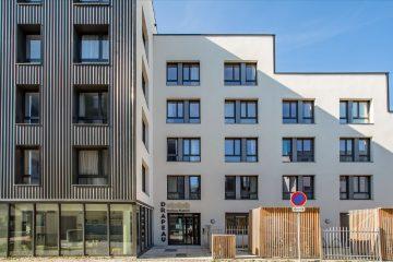 Résidence étudiante LMNP Dijon – Faubourg Nord