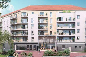 Investissement LMNP résidence services seniors à Chalon-sur-Saône