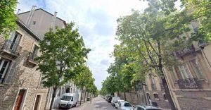 Avenue Victor Hugo - quartiers où investir à Dijon en 2020 2021