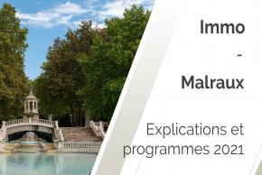 Loi Malraux 2021 : programmes et explications
