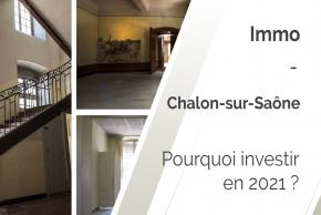 Pourquoi investir à Chalon-sur-Saône ?