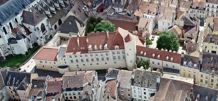 viseul programme monuments historiques à Châlon-sur-Saône