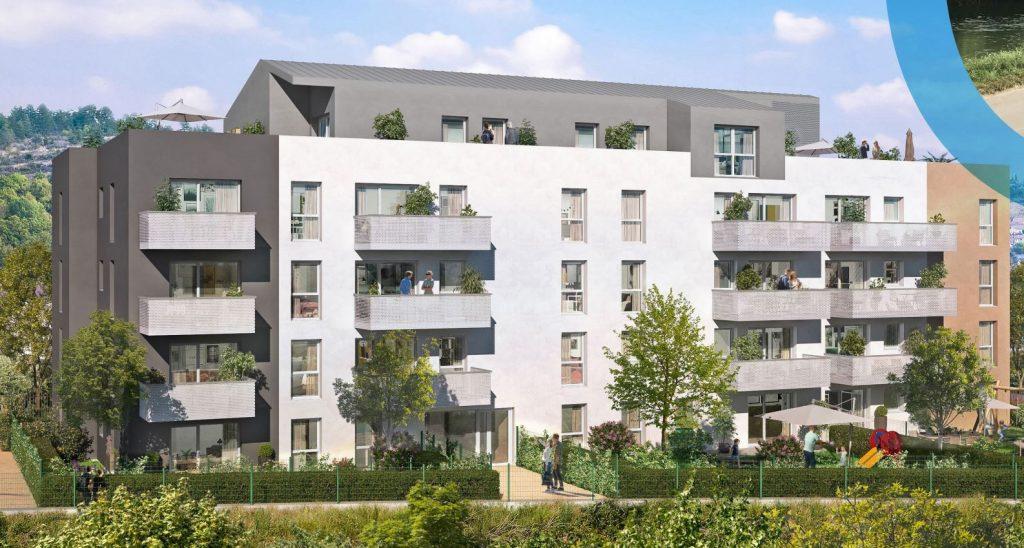 visuel extérieur investissement locatif plombières-lès-dijon