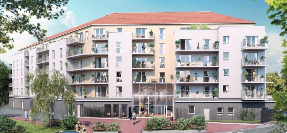 visuel invesissement LMNP résidence services seniors chalon-sur-Saône