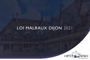 Loi Malraux Dijon 2021