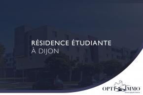 Résidence étudiante à Dijon